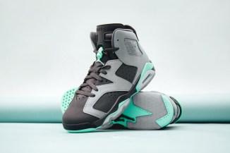 """Jordan Brand - Air Jordan 6 """"Green Glow"""""""
