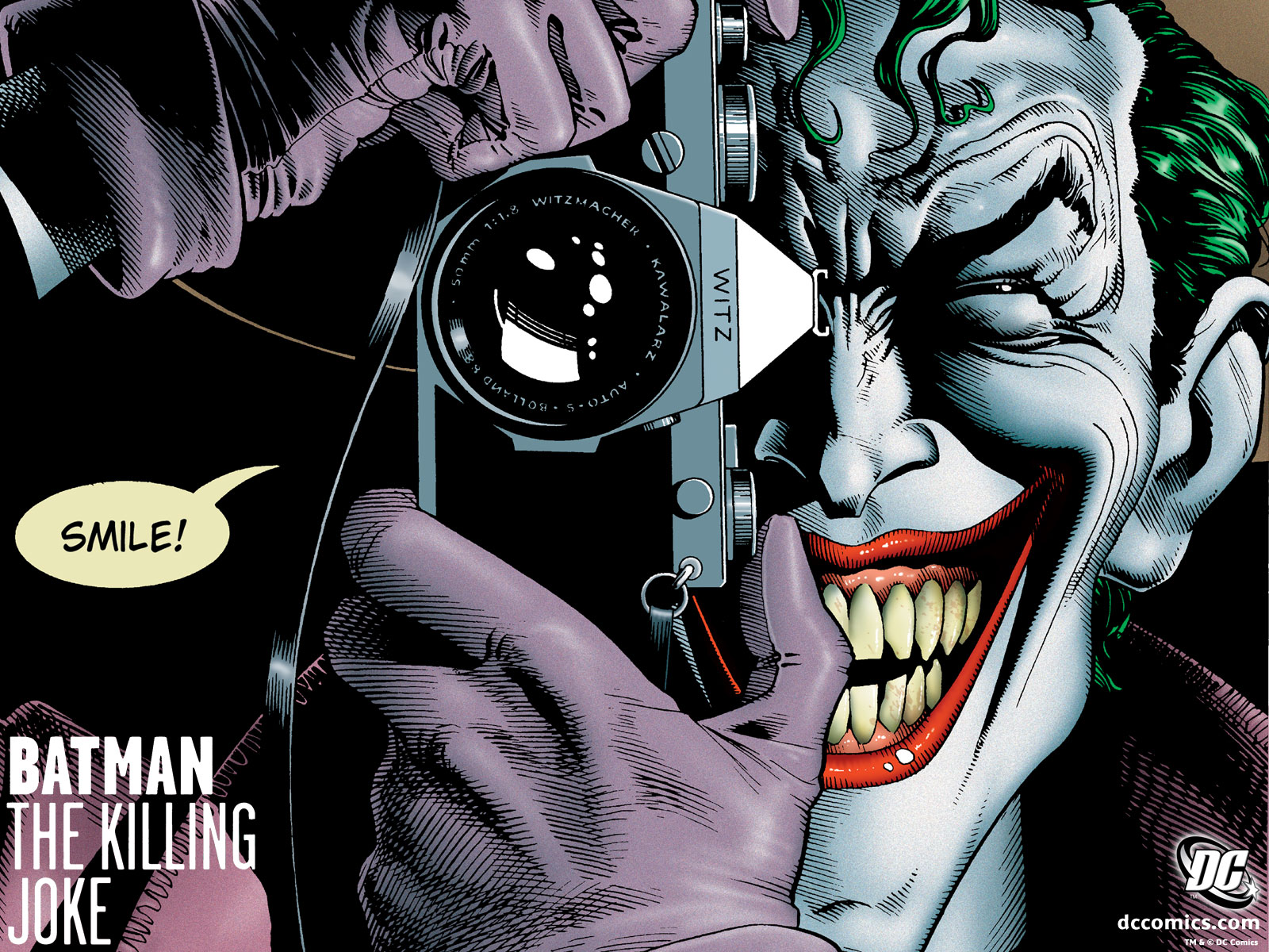 Preview Batman: The Killing Joke