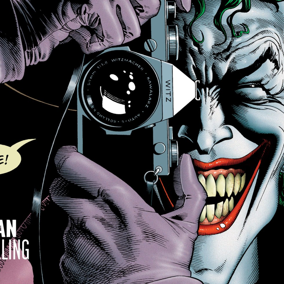Preview Batman: The Killing Joke