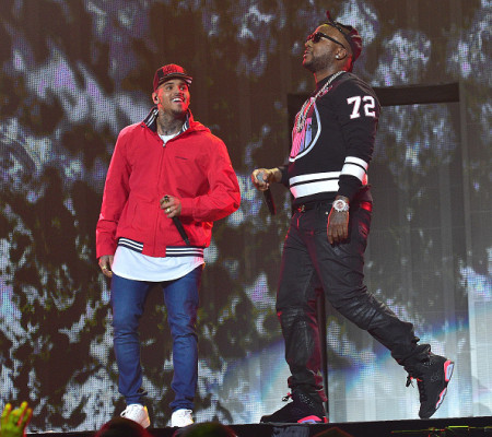 Chris Brown ft. Young Thug & Jeezy – Wrist (Remix)