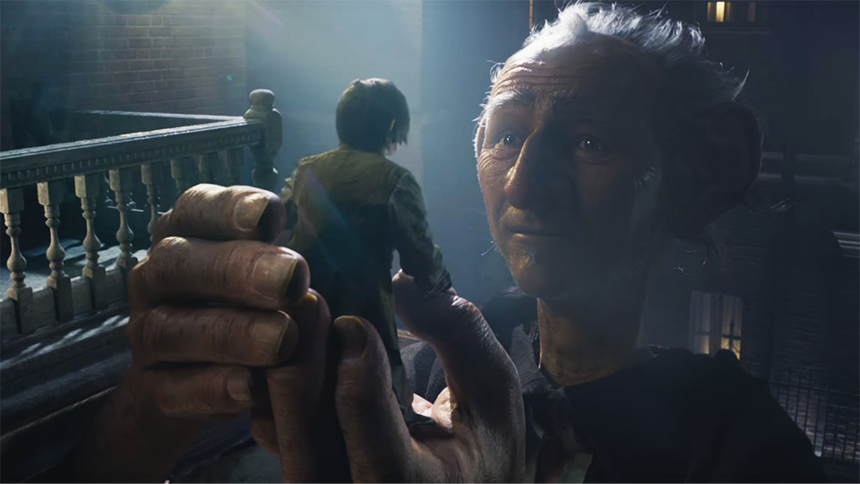 Disney Full-Length Trailer for Steven Spielberg's 'The BFG'