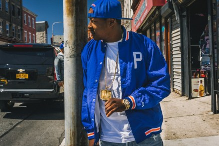 Jadakiss & Packer Shoes Pay Homage to Yonkers