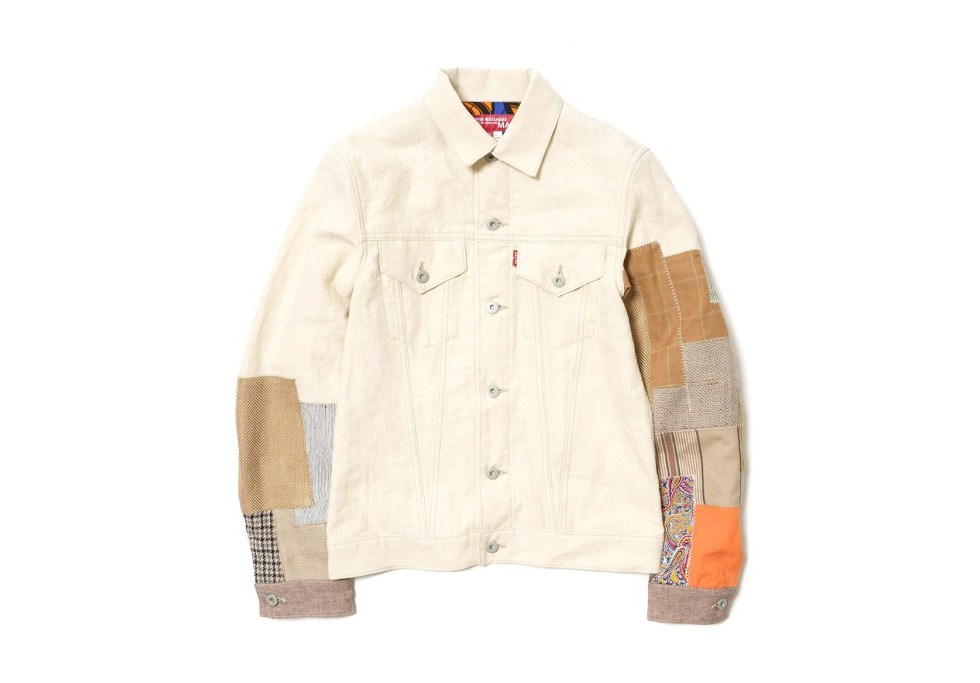 Junya Watanabe MAN - The Levi's Hemp Linen Canvas Jacket