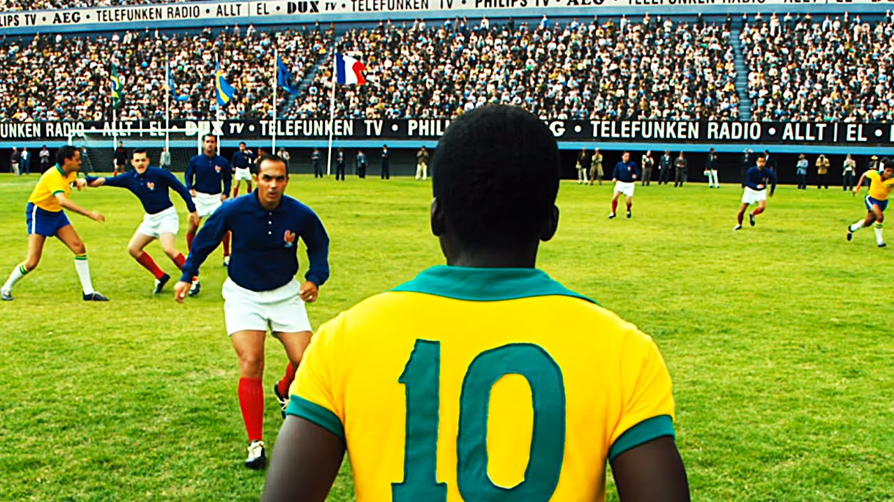 Pelé: Birth of a Legend Official Trailer