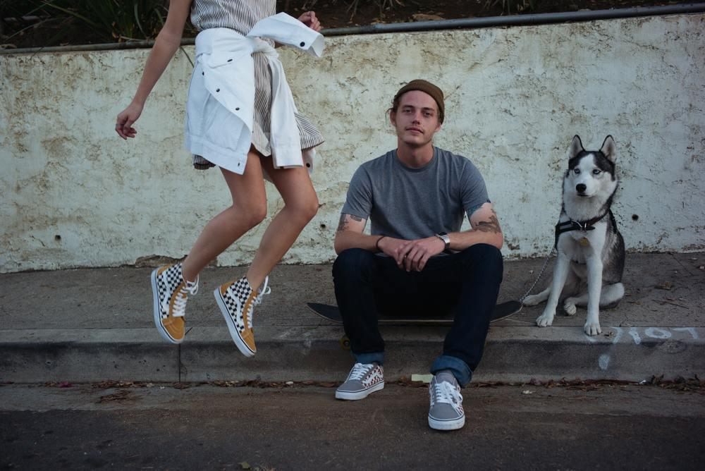 VANS 50TH-ANNIVERSARY CHECKERBOARD COLLECTION