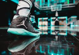 JORDAN BRAND GIVES CHICAGO'S STATION 23 A BLACK & TEAL MAKEOVER