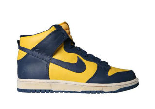 "NIKE ""UNLV"" AND ""MICHIGAN"" DUNK HIGH IS RETURNING"