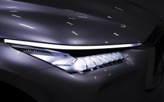THE FUTURE OF INFINITI'S MID-SIZE SUV - INFINITI QX SPORT