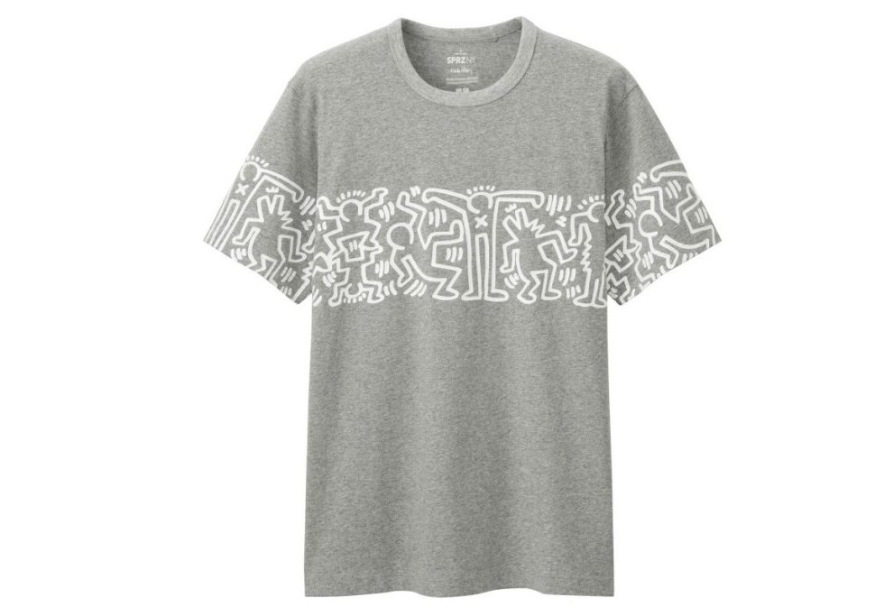 Uniqlo Latest Collection - Warhol, Haring and Basquiat