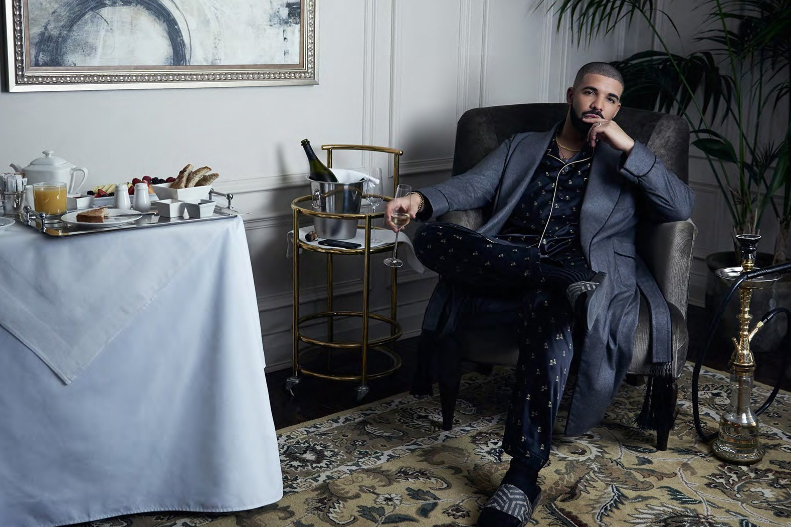 Drake to Host SNL on May 14th