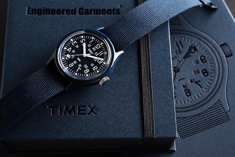 Engineered Garments x Timex - Timex Camper Watch