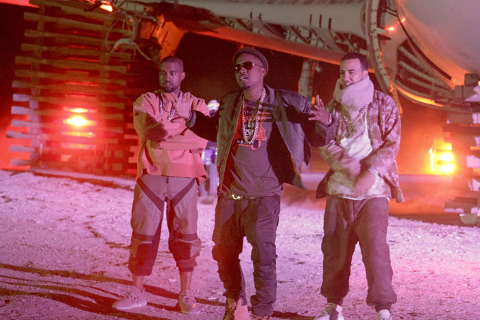 French Montana ft. Kanye West & Nas – Figure It Out