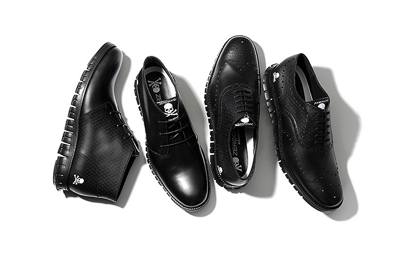 mastermind Japan x Cole Haan Punk Oxfords