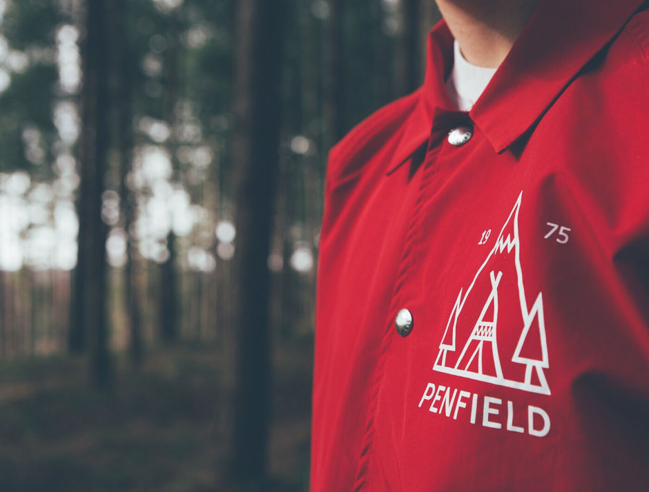 PENFIELD DEBUTS THE HOWARD COACH JACKET
