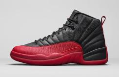 "THE AIR JORDAN 12 ""FLU GAME"" ARRIVES THIS WEEKEND"