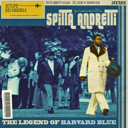 Curren$y – The Legend Of Harvard Blue (Mixtape)