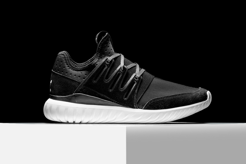 Adidas Tubular Doom 'Black \\ u0026 White' Online Now.
