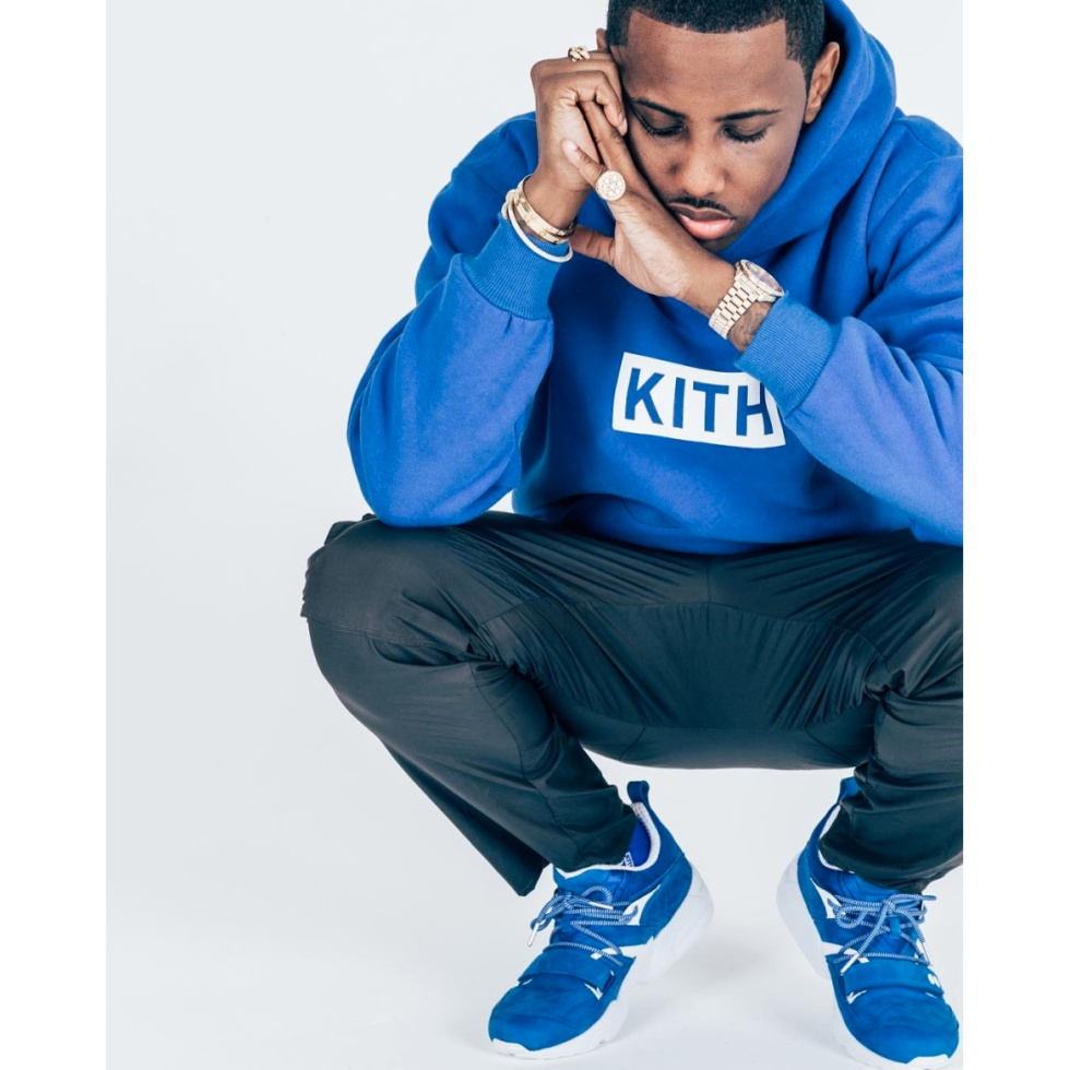 Ronnie Fieg Teases Fabolous Modeling KITH x colette Collaborations