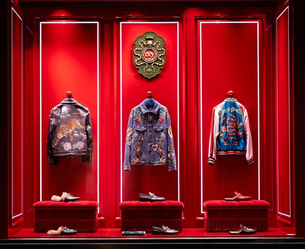 GUCCI Launches Incredible DIY Jacket Customization Service