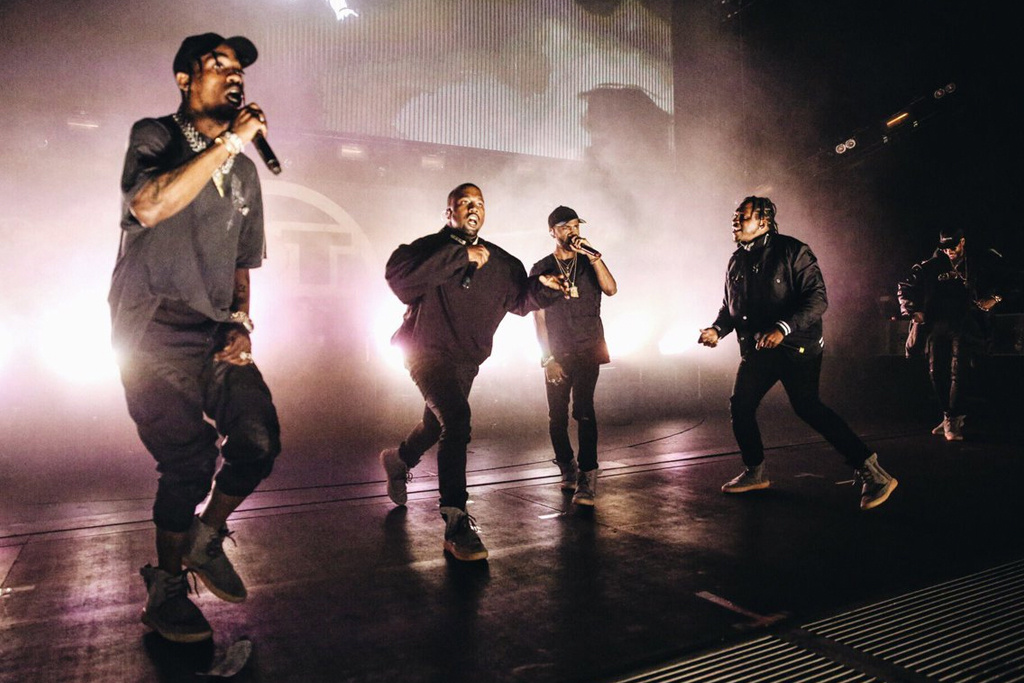 Near Riots in Manhattan After Kanye Announces Two Surprise Performances