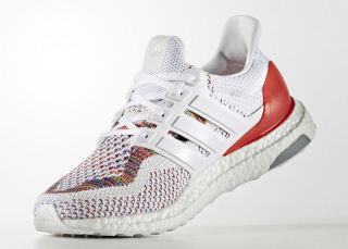 "ADIDAS PREVIEWS A NEW ""MULTICOLOR"" ULTRA BOOST FOR SUMMER"