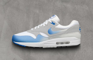 A NEW NIKE AIR MAX 1 THAT CHANGES COLORS WHEN EXPOSED TO SUNLIGHT