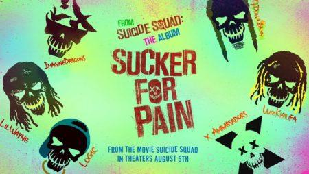 Lil Wayne, Wiz Khalifa, Logic, Ty Dolla $ign, Imagine Dragons & X Ambassadors – Sucker For Pain