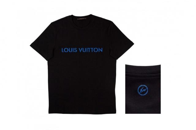fragment design x Louis Vuitton Apparel