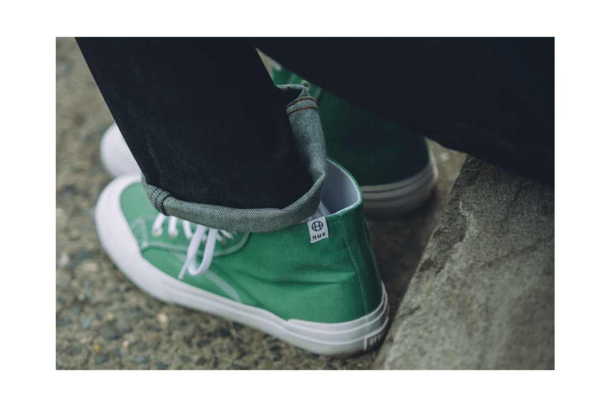 HUF Previews 2016 Fall Collection