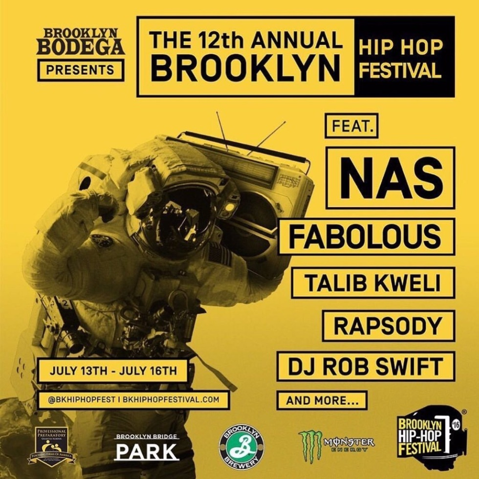 12th Annual Brooklyn Hip-Hop Festival