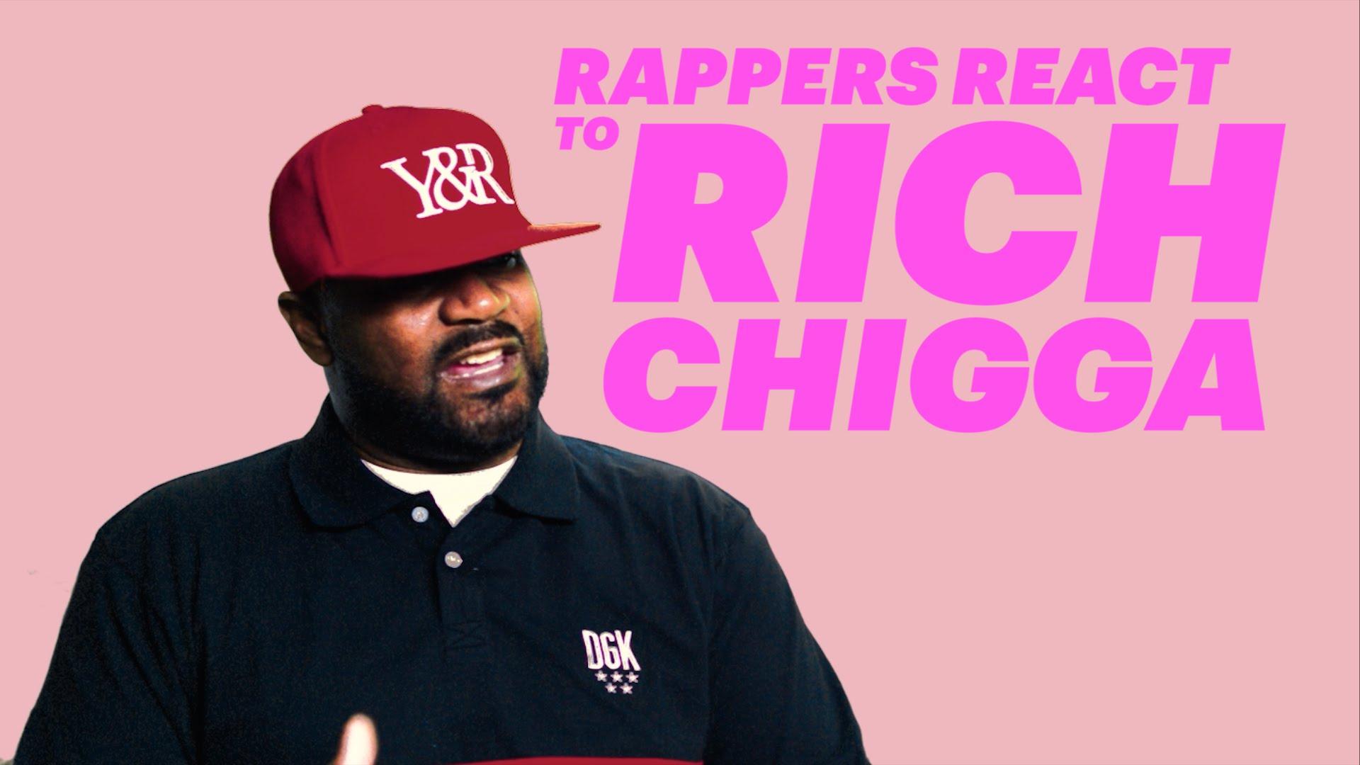"Ghostface Killah, Desiigner, Tory Lanez & More React to Rich Chigga's ""Dat $tick"""
