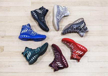 ADIDAS BASKETBALL UNVEILS THE CRAZY EXPLOSIVE