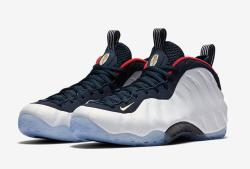 "NEXT WEEK THE NIKE AIR FOAMPOSITE ONE ""OLYMPIC"" DROPS"
