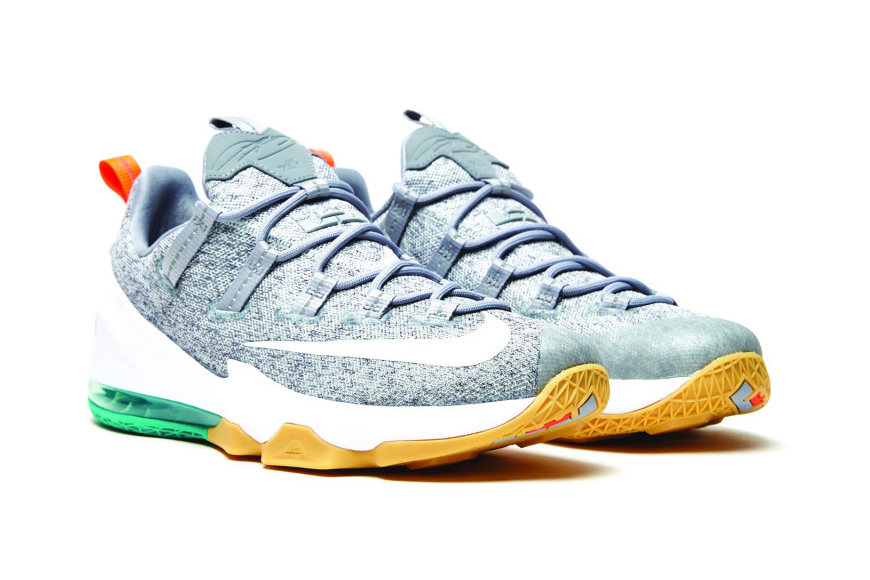 Nike Releases Surprise LeBron 13 Low