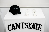 PINTRILL x CANT SKATE Pop Up Shop in Brooklyn