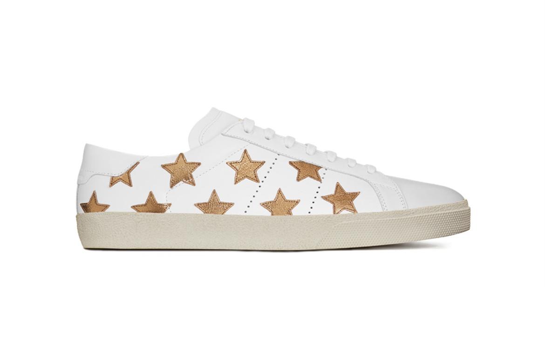 Saint Laurent - California Sneaker