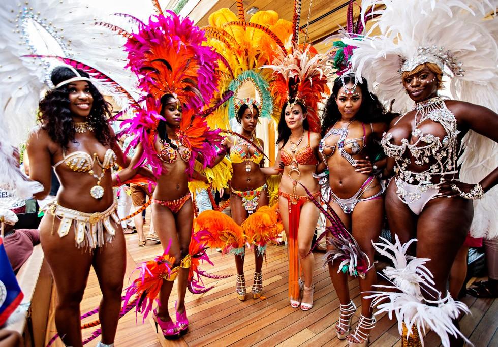 NEW YORK CARIBBEAN CARNIVAL WEEK 2016 – Dimanche Gras