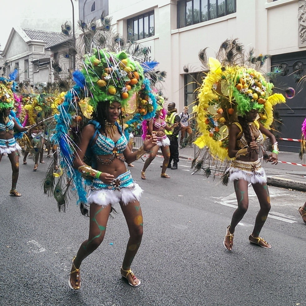 New York Carnival Parade 2016