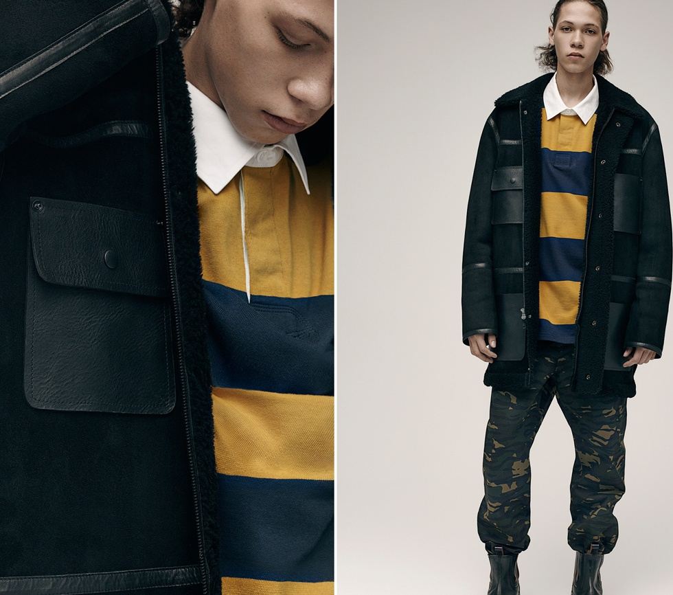 Alexander Wang's 2016 Fall/Winter Collection Draws Inspiration From the Early Days of Hip-Hop