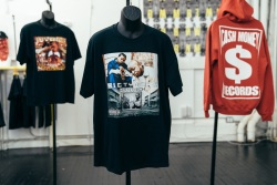 Look at the Cash Money Records Pop-Up Shop at VFILES