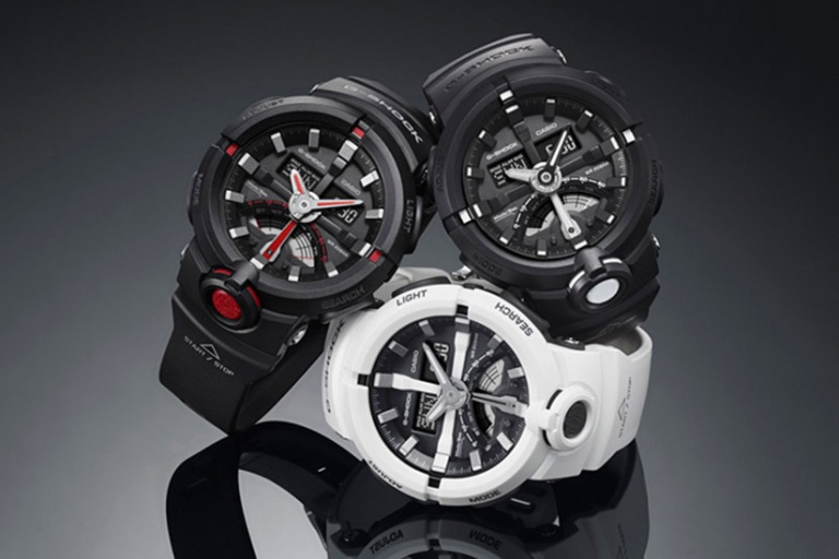 G-SHOCK Introduces the GA-500 Watch