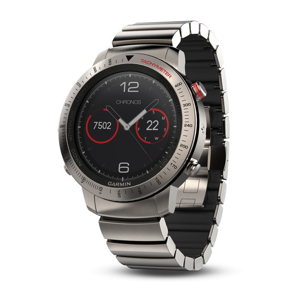 Garmin Has Launched the Luxury Fenix Chronos Smartwatch