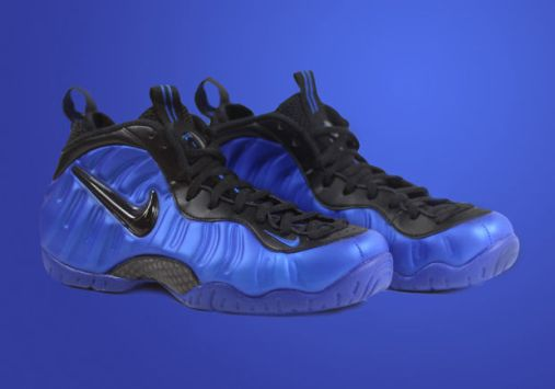 "NIKE AIR FOAMPOSITE PRO ""HYPER COBALT"" HITS STORES NEXT WEEK"