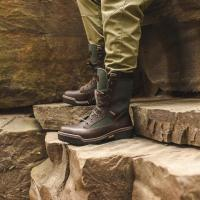 "KITH x TIMBERLAND - TIMBERLAND FIELD BOOT ""HAZEL HIGHWAY"" PACK"