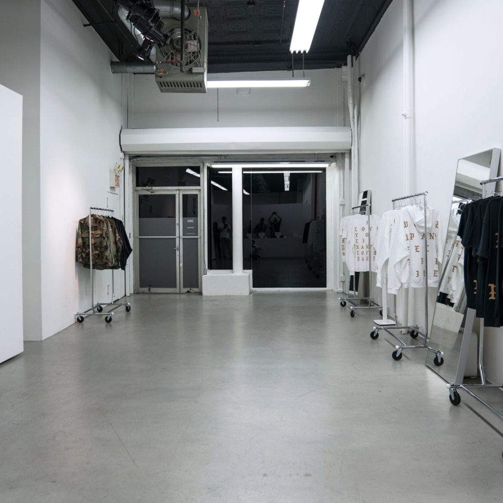 A Peek Inside 'The Life of Pablo' Pop-Up Shop in New York City