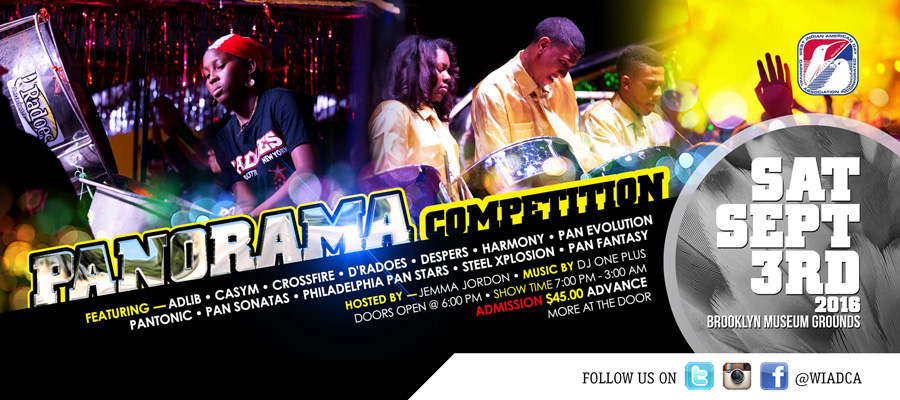 NEW YORK CARIBBEAN CARNIVAL WEEK 2016 - Panorama Competition