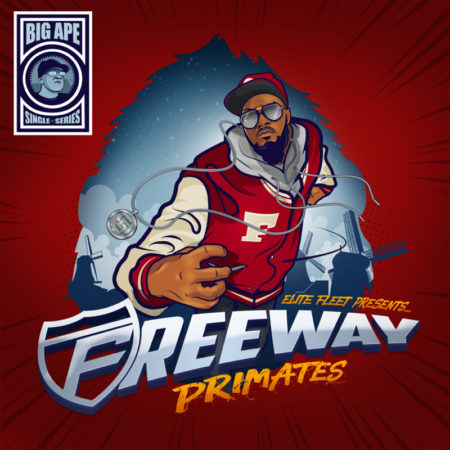 Freeway – Primates (Prod. by Big Ape)