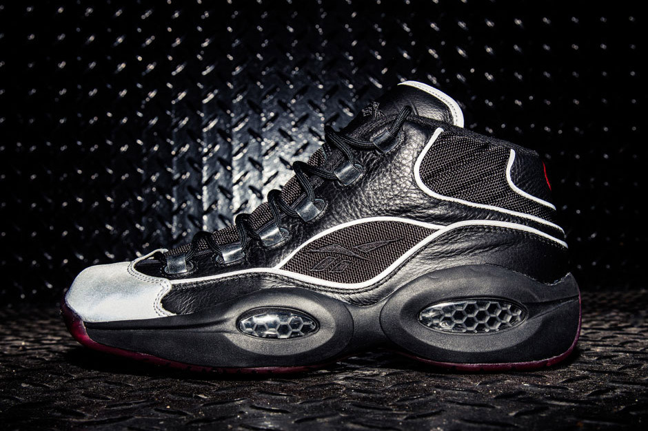 "Reebok Question ""A5"" Pays Homage to the Unforgettable Ad Featuring Iverson & Jadakiss"
