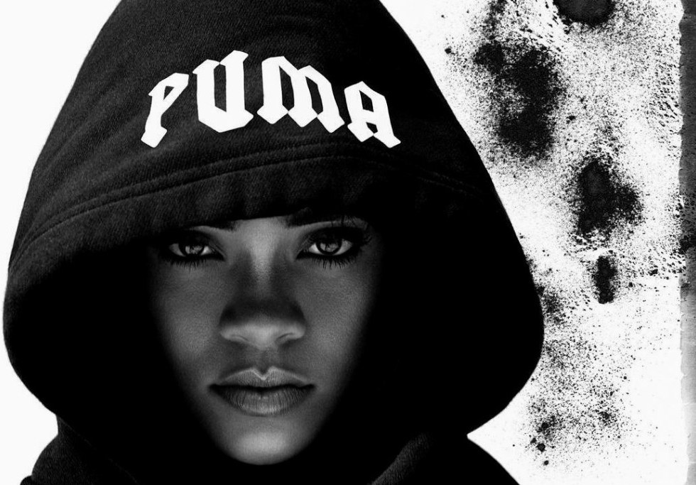 Rihanna's Debut FENTY x PUMA Collection Releases Next Month