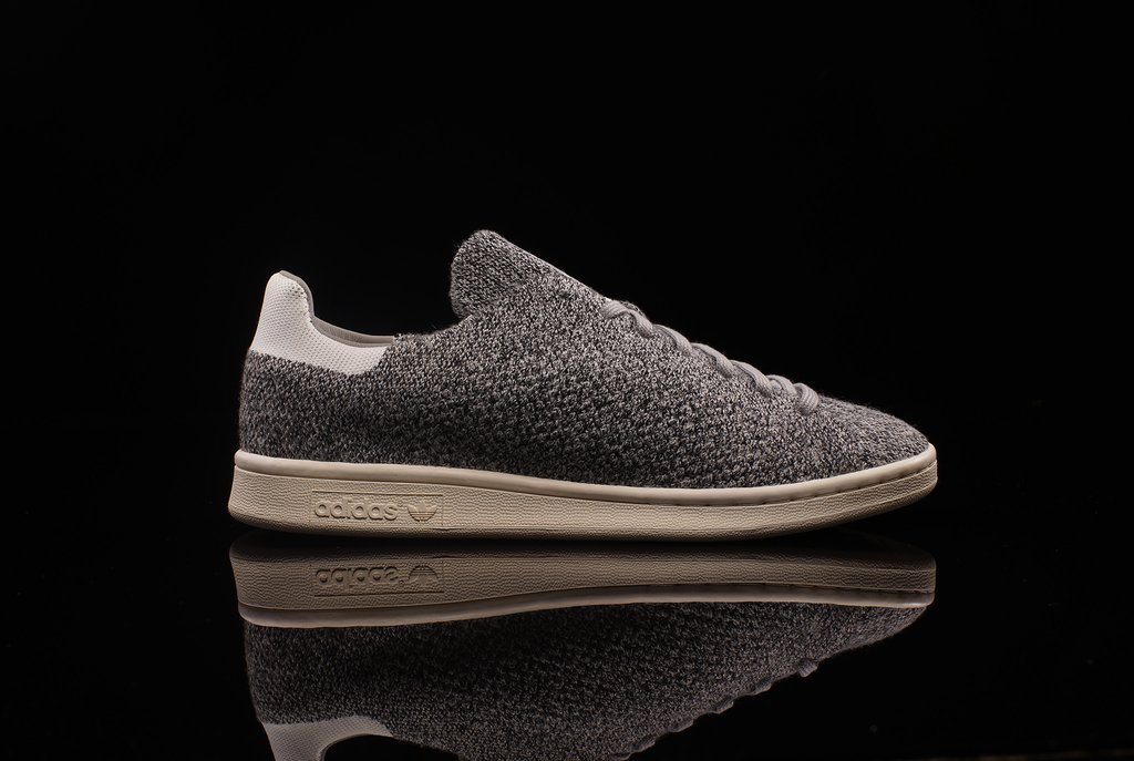 44b1376fb860b adidas-originals-stan-smith-primeknit-grey-2thedropnycThis New Grey adidas  Originals Stan Smith PrimeknitThis New Grey adidas Originals Stan Smith  Primeknit